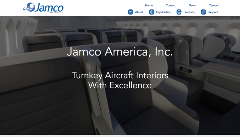 Jamco America Screenshot